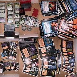 1000's of Magic The Gathering Cards Collection Decks Boosters Dice Coins MTG Lot