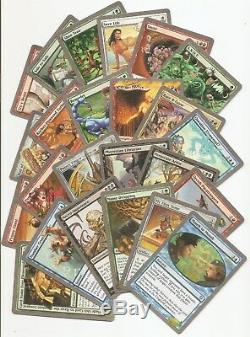 118x MTG Unhinged Near-Complete Set NO FOIL MANY RARE CARDS