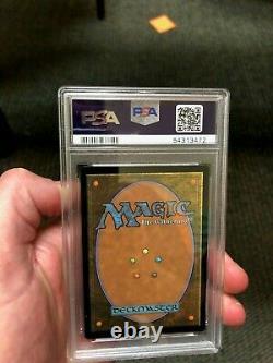 1st Jeweled Lotus Gem Mint Ever Psa 10extended Art Foil Mtg Magic Bgs 1/1
