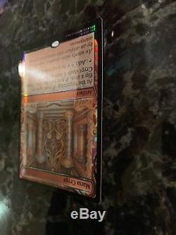 1x Mana Crypt Masterpiece Series Kaladesh Inventions Foil NM/LP MTG