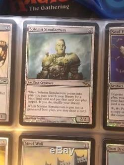 1x Mirrodin FOIL Complete NM/MINT Set 306 Cards English MTG Magic