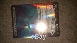 1x UGIN, THE SPIRIT DRAGON Mythic Edition Full Art Foil NM