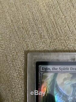 1x Ugin, the Spirit Dragon Foil (NM-Mint) Fate Reforged MTG