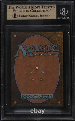 2010 Magic The Gathering MTG Worldwake Foil Jace, The Mind Sculptor M B BGS 9.5