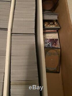 4000+ MTG Huge Lot FOILS RARES UNCOMMONS COMMONS Magic The Gathering