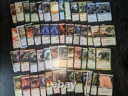 4000+ Magic the Gathering cards Bulk Lot Has 200+ Rares & 50+ Foils