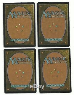 4x Foil Tarmogoyf Future Sight Legacy Modern EDH MTG Magic