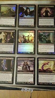 A Complete Theros Foil Set with pre-release promos
