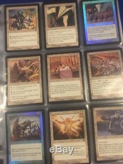 Apocalypse Complete Set with Foils NM MTG Cromat Vindicate