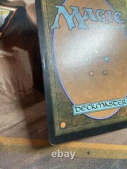 Blood Crypt Artist Rob Alexander Signed DISSENSION FOIL Mth -Moose Loot- D671