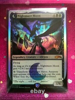 Brand New MTG Pony Magic The Gathering Ponies The Galloping Trading Card Set NR