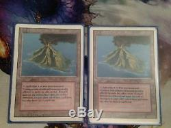 COMPLETE Magic The Gathering LEGACY Deck FOIL Omni-Tell show and tell MTG lot
