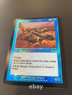 COMPLETE SET Urza's Legacy Foil Collection NEVER PLAYED MTG Magic the Gathering