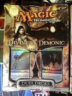 Divine Vs Demonic Duel Decks Magic The Gathering