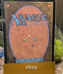 Extended Art Foil Jeweled Lotus MINT CONDITION from pack to sleeve only