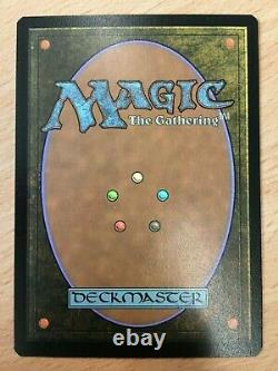 FOIL BORDERLESS Sword of Fire and Ice Double Masters (Magic/MTG) Near Mint