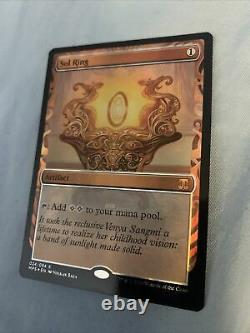 FOIL SOL RING Masterpiece Series Kaladesh Inventions Magic MTG LP/NM