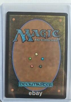 FOIL TIAMAT (BORDERLESS) Adventures In The Forgotten Realms AFR Magic MTG CARD