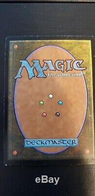 Foil Gaea's Cradle (LP) Signed Judge promo mtg magic the gathering