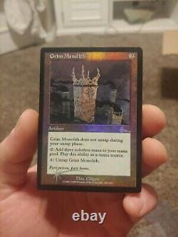 Foil Grim Monolith English