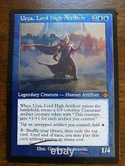 Foil Urza, Lord High Artificer (Retro Frame) Modern Horizons 2 (MH2) M/NM