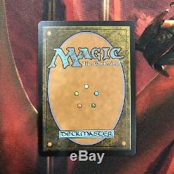 Force of Will FOIL NM Eternal Masters Magic the Gathering MTG
