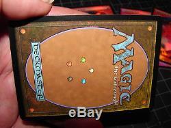 Four Lightning bolt Textless Foil Promos PLAYER REWARDS 4 PLAYSET NEAR MINT NM