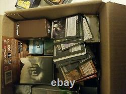Huge MTG Collection 4.5k++ Value Partial List in Desc Magic the Gathering