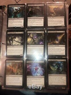 Huge Magic The Gathering Collection With Rares, Foils, Full Art! Selling All