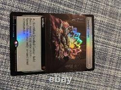 Jeweled Lotus (Extended Foil Art) MTG NM Commander Legends Pack Fresh