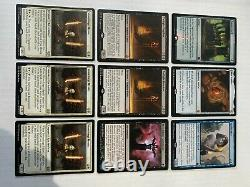 Large Magic the Gathering Collection, Rares and Mythics, High Value