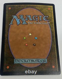 Lightning Bolt Judge Promo Foil Magic The Gathering MTG / NM