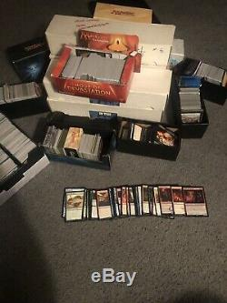 Lot of 10,000+ MTG Magic The Gathering Cards Mythic, Rares, Foils, (Un)Commons