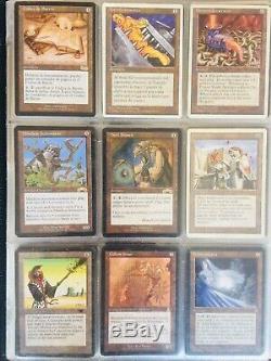 Lote Top Premium Mejores Cartas Magic The Gathering 180u Casi Todas Raras/foil