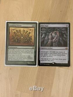 MTG 10 Cards RARE MYTHIC FOIL Magic the Gathering Tarmogoyf Mox Opal Oppression