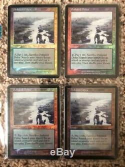 MTG- 40x FOIL Fetch Land Collection 4 of Each FOIL