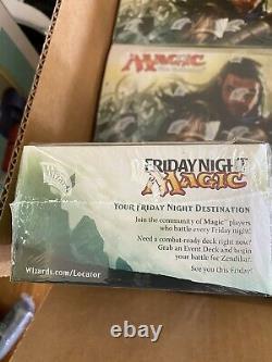 MTG Battle for Zendikar Booster Box Factory Sealed English Magic the Gathering