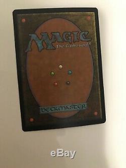 MTG Card GAEA'S CRADLE Foil Judge Promo Excellent Condition