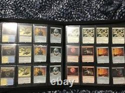 MTG Collection Binder Box Topper Force of Will, Karn, Expedition Foils & More
