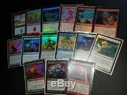 MTG Collection Lot of Foil Promo rare Fulminator Cryptic Planeswalker Jace Dual