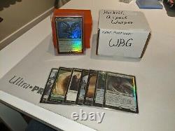 MTG Commander EDH Kathril, Aspect Warper 100 Cards Custom Deck Keywords WithB/G