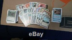 MTG Estate Card Lot, Lots of Vintage and White Boarder, Rares, foils, Reserved
