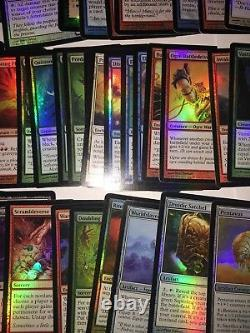 MTG FOIL Rare Lot All FOIL RARES Core Sets 73 Cards Free Shipping