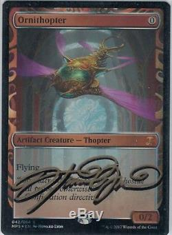 MTG FULL FOIL AFFINITY DECK Mox Opal Arcbound Ravager MASTERPIECE
