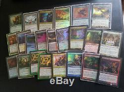 MTG Foil Collection Promo rare lot Fulminator Cryptic Planeswalkers Jace Duals