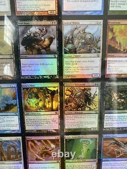 MTG Framed Uncut Foil uncommon Sheet Magic the Gathering RARE
