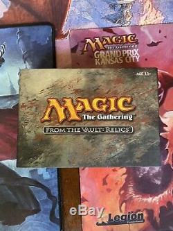 MTG From the Vault Relics Box Set 15 FOILS Mox Diamond