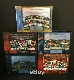 MTG From the Vault Twenty, Realms Lore, Annihilation and Transform Factory Seale