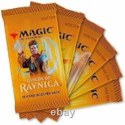 MTG GUILDS OF RAVNICA DRAFT BOOSTER BOX Sealed English
