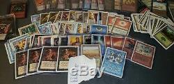 MTG Huge Magic Card Collection / Reserve List / Thousands of Cards / 1227 Listed